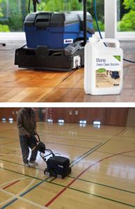 溶剤などで汚れを引き伸ばすのでは無く汚れをしっかり取り除く工法