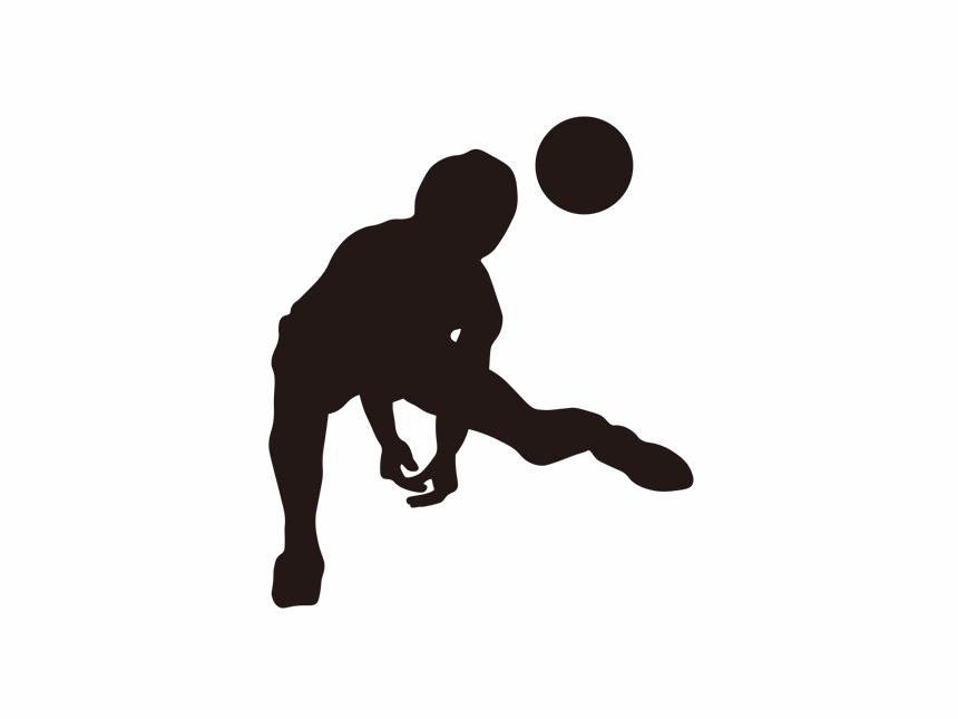 ソフトバレーボール用支柱